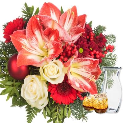 Amaryllis Yılbaşı Çiçeği