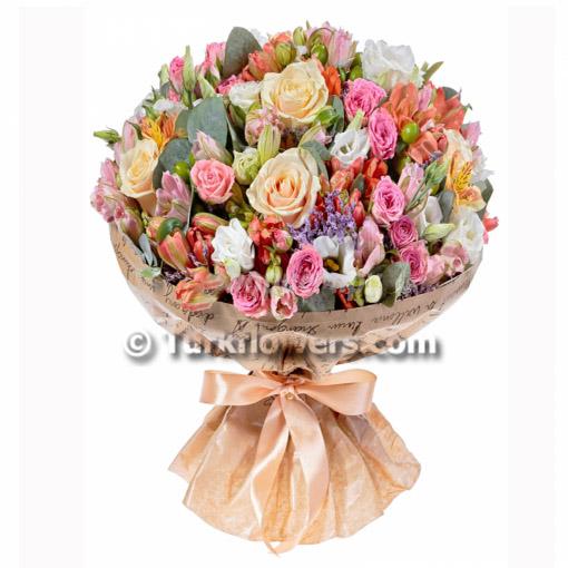 Güller ve Lusyentuslar