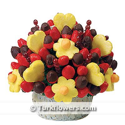 4 Kg Meyve sepeti