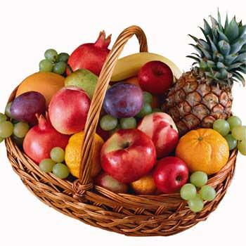 Büyük Meyve sepeti