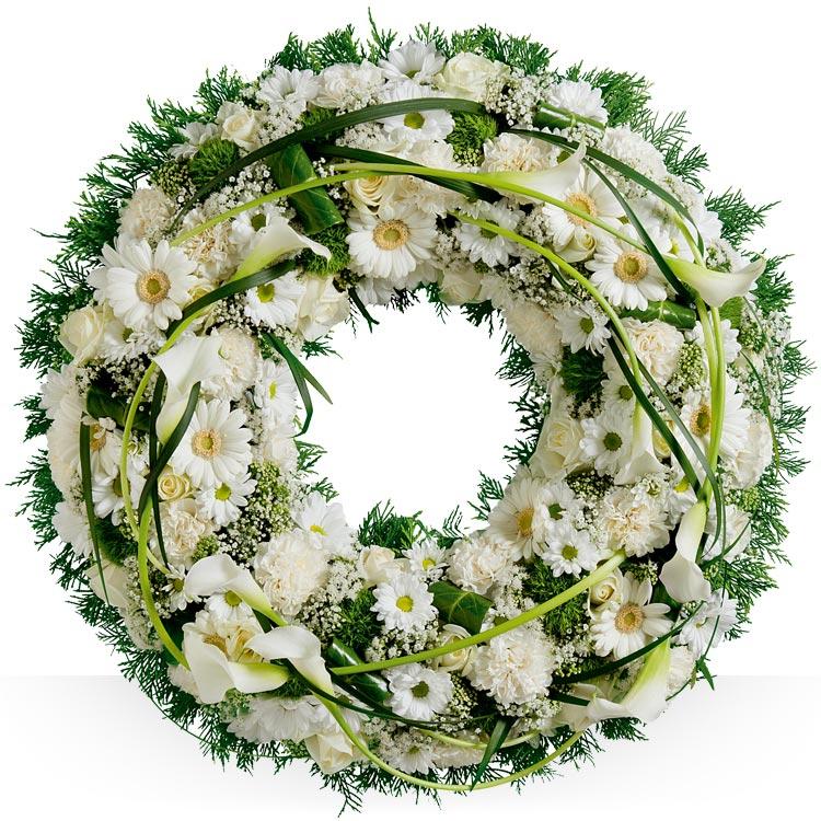 Cenaze Taziye çiçeği