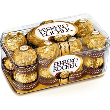 Ferrero Rocher 16
