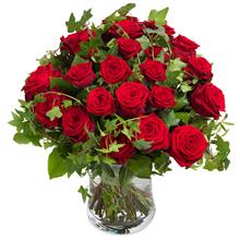 Sarmaşık Ve Güller Kalpten sevgi