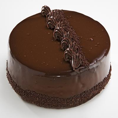 Çikolatalı Yaş Pasta 12 kişilik