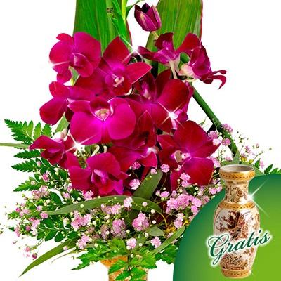 orkide buketi 📦