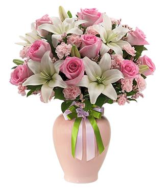 Tatlı Duygular Çiçek Buketi