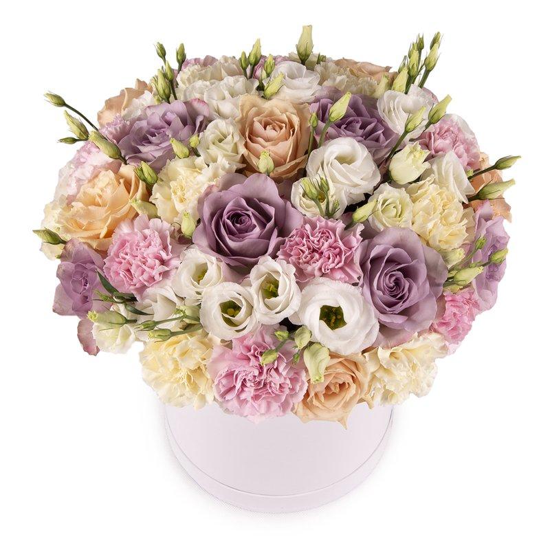 Romantik Çiçek Kutusu