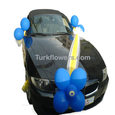 Balonlu Sünnet Arabası