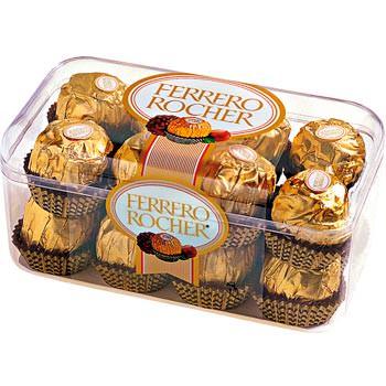 16 lı Ferrero Rocher çikolata