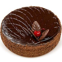 500 Gr çikolatalı Yaş Pasta